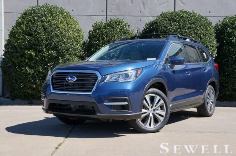 New 2019 Subaru Ascent Premium 7-Passenger SUV For Sale in Dallas, TX