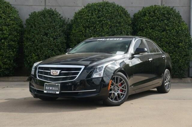 2016 Cadillac ATS Sedan Luxury Collection RWD Sedan