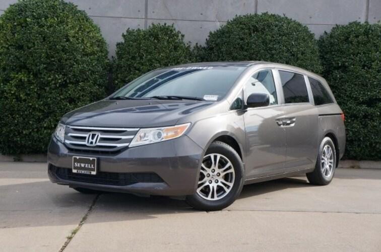 Used 2013 Honda Odyssey EX-L Minivan/Van For Sale in Dallas, TX