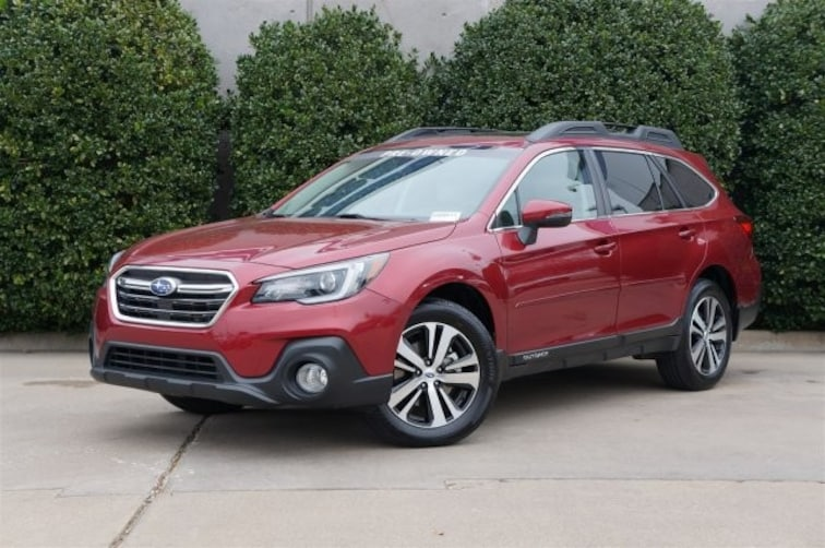 Certified 2018 Subaru Outback Limited SUV For Sale in Dallas, TX