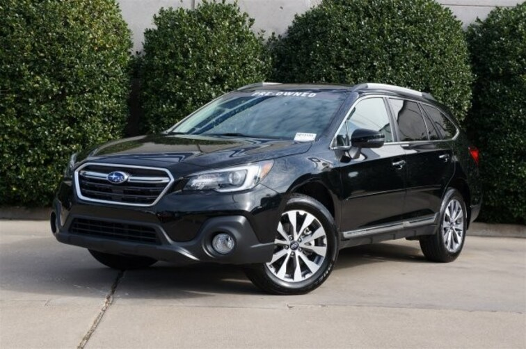 Certified 2018 Subaru Outback Touring SUV For Sale in Dallas, TX