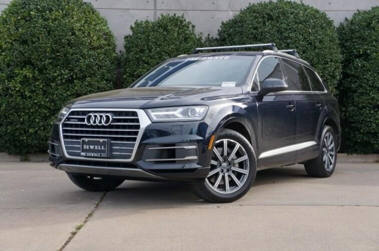 Used 2018 Audi Q7 Premium SUV For Sale in Dallas, TX