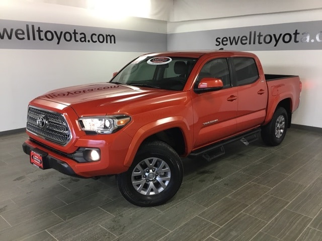 2017 Toyota Tacoma TRD Offroad Truck Double Cab