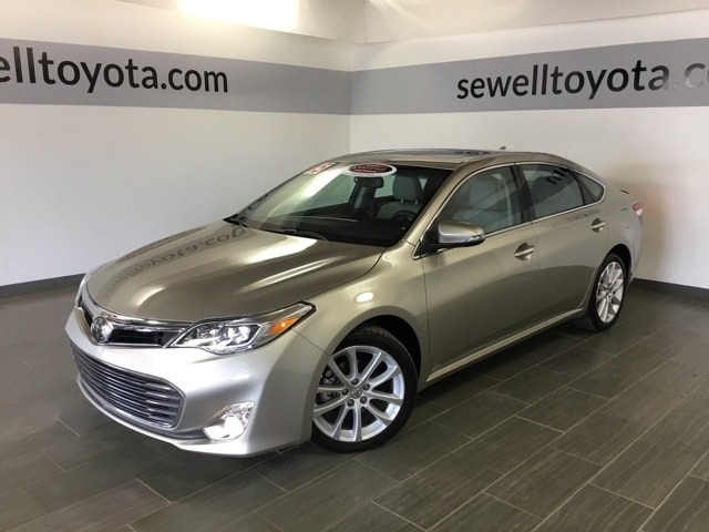 2015 Toyota Avalon For Sale >> Used 2015 Toyota Avalon For Sale Wichita Falls Tx 4t1bk1eb9fu161124