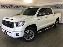 2018 Toyota Tundra Platinum 5.7L V8 w/FFV Truck CrewMax