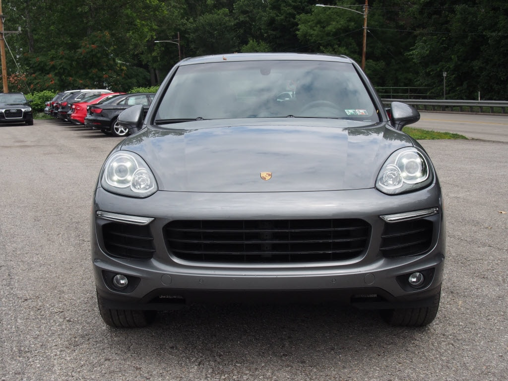 used 2016 porsche cayenne for sale sewickley pa wp1aa2a26gka11188. Black Bedroom Furniture Sets. Home Design Ideas