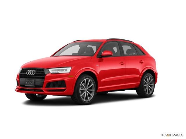 New 2018 Audi Q3 2.0T Quattro Premium Plus AWD 2.0T quattro Premium Plus  SUV for sale near Pittsburgh, PA