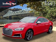 New 2018 Audi S5 3.0T Prestige AWD 3.0T quattro Prestige  Coupe A78086 for sale near Pittsburgh, PA