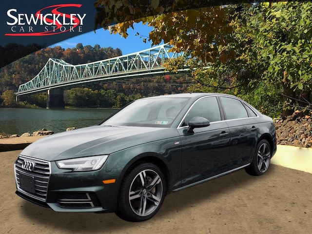 Used Audi A For Sale Sewickley PA WAUENAFHN - Audi a4 used