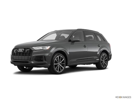 Featured 2020 Audi Q7 3.0T Quattro Premium Plus AWD 3.0T quattro Premium Plus  SUV for sale near you in Sewickley, PA