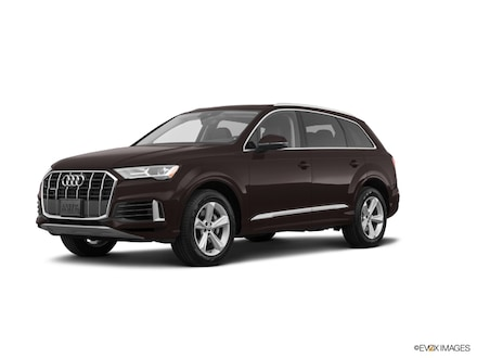 Featured 2020 Audi Q7 3.0T Quattro Premium AWD 3.0T quattro Premium  SUV for sale near you in Sewickley, PA