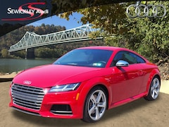 New 2018 Audi TTS 2.0T AWD 2.0T quattro  Coupe A14632 for sale near Pittsburgh, PA
