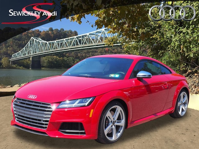 New Audi TTS For Sale In Sewickley PA TRUCAFVJ - Audi quattro coupe for sale