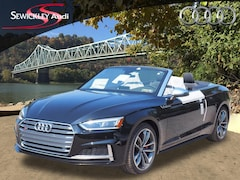 New 2018 Audi S5 3.0T Premium Plus AWD 3.0T quattro Premium Plus  Convertible A05462 for sale near Pittsburgh, PA