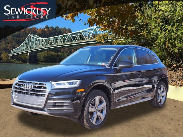 Certified 2018 Audi Q5 2.0T SUV near Pittsburgh