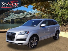 Used 2015 Audi Q7 3.0T Premium (Tiptronic) SUV 195241 in Sewickley, PA