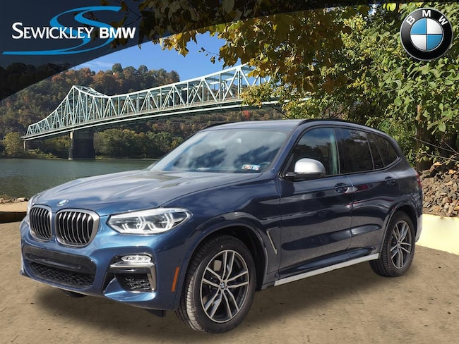 2018 BMW X3 M40i AWD M40i  SUV