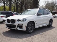 2019 BMW X3 M40i AWD M40i  Sports Activity Vehicle