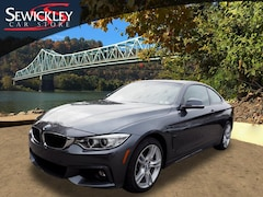 Used 2016 BMW 4 Series 428i Xdrive AWD 428i xDrive  Coupe SULEV