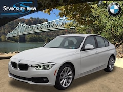 2018 BMW 320i xDrive AWD 320i xDrive  Sedan SA