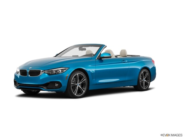2018 BMW 440i xDrive AWD 440i xDrive  Convertible
