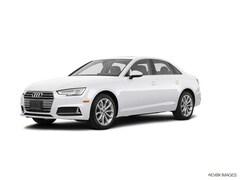 2019 Audi A4 2.0T Premium AWD 2.0T quattro Premium  Sedan
