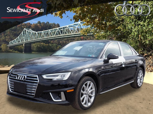2019 Audi A4 2.0T Premium Plus AWD 2.0T quattro Premium Plus  Sedan