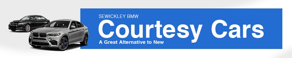 Pittsburgh BMW Loaner Vehicles for Sale