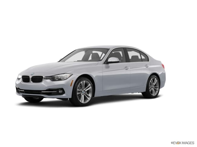 2017 BMW 3 Series 330i Xdrive AWD 330i xDrive  Sedan