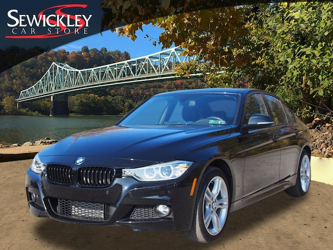 2015 BMW 3 Series 335i Xdrive AWD 335i xDrive  Sedan SA