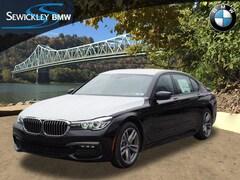 2019 BMW 740i xDrive AWD 740i xDrive  Sedan