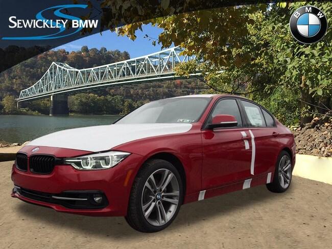 2016 BMW 3 Series 328i Xdrive AWD 328i xDrive  Sedan SULEV
