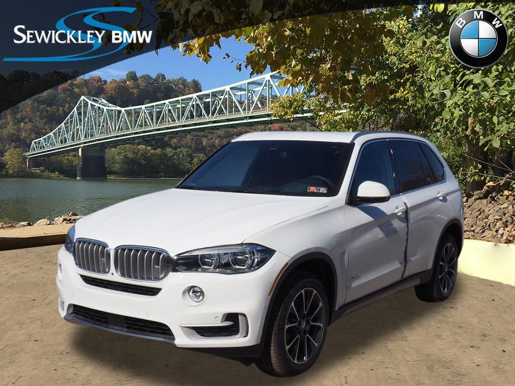 2018 BMW X5 xDrive50i AWD xDrive50i  SUV