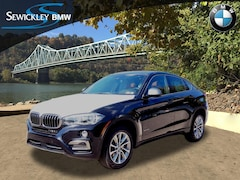2019 BMW X6 xDrive35i AWD xDrive35i  SUV
