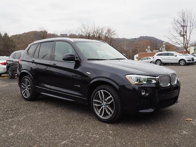 2015 BMW X3 Xdrive35i AWD XDrive35i SUV