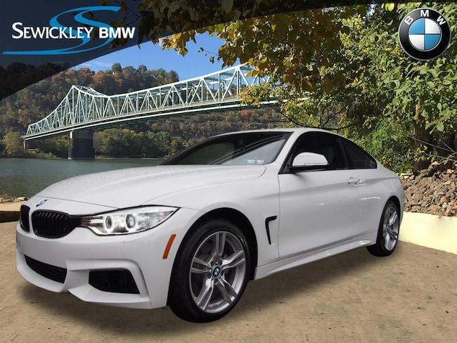 2015 BMW 428i xDrive w/SULEV AWD 428i xDrive  Coupe SULEV