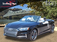 2018 Audi S5 3.0T Premium Plus AWD 3.0T quattro Premium Plus  Convertible