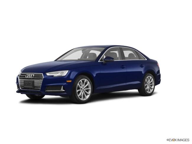 2019 Audi A4 2.0T Premium Plus AWD 2.0T quattro Premium Plus  Sedan