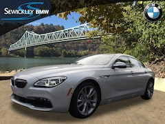 2016 BMW 640i xDrive AWD 640i xDrive Gran Coupe  Sedan
