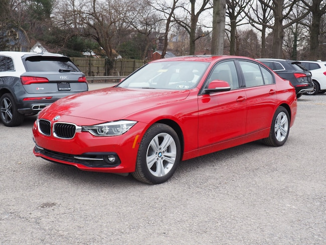 2016 BMW 3 Series 328i Xdrive AWD 328i xDrive  Sedan SULEV SA