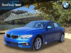 2017 BMW 4 Series 440i Xdrive Gran Coupe AWD 440i xDrive Gran Coupe  Sedan