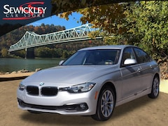 2016 BMW 3 Series 320i Xdrive AWD 320i xDrive  Sedan SA
