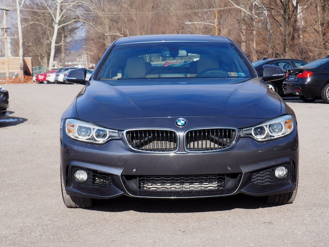Used 2016 Bmw 4 Series For Sale At Sewickley Bmw Vin