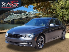 2017 BMW 3 Series 330i Xdrive AWD 330i xDrive  Sedan SA