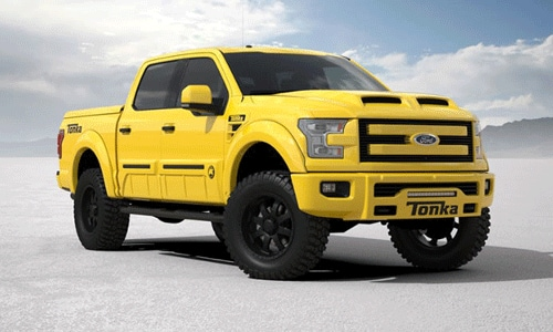 2016 Ford F 150 Tuscany Tonka Truck Sexton Ford Of Moline Il