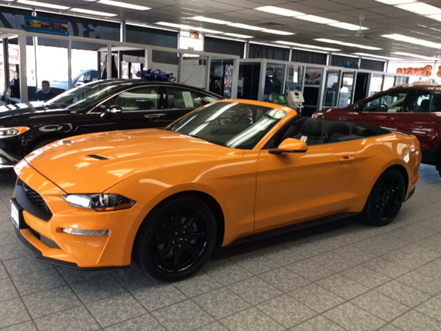 2018 ford mustang engine. 2018 ford mustang ecoboost premium convertible engine r