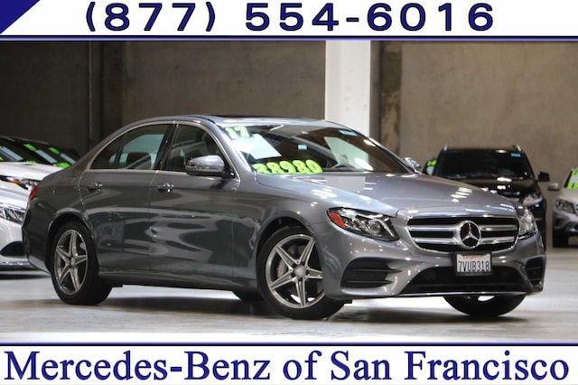 Certified Used Mercedes-Benz For Sale Bay Area - San Francisco