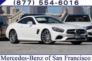 2019 Mercedes-Benz SL 550 Roadster