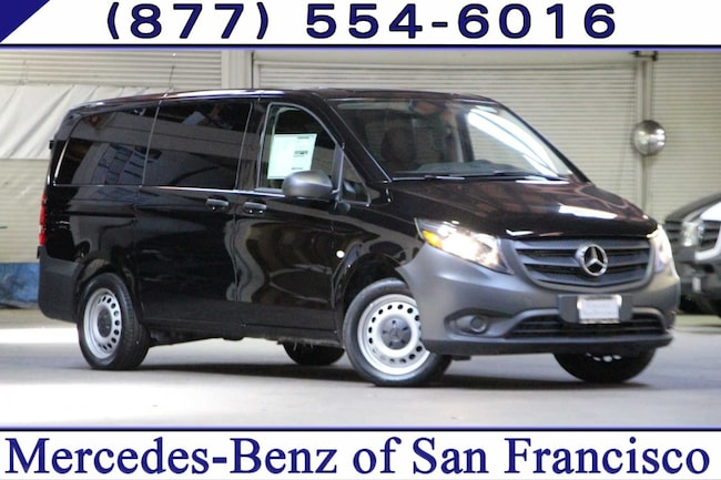 New 2019 Mercedes-Benz Metris Van Passenger Van In San Francisco Bay Area