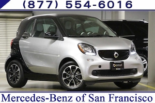 Pre-Owned 2016 Smart Fortwo Passion 2D Coupe Coupe in San Francisco, CA
